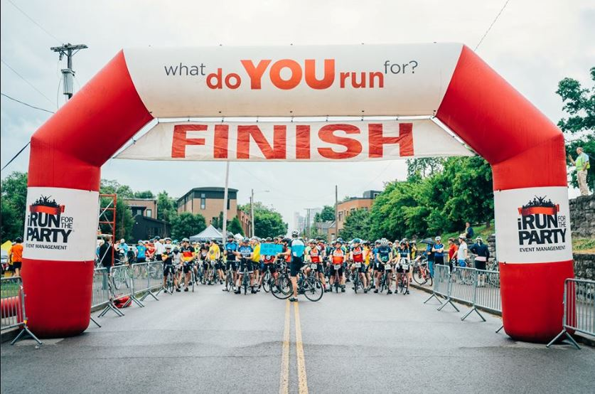 Tour De Nash - Finish Line