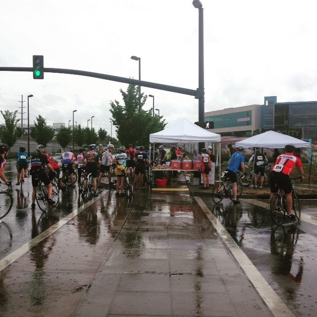 Gran Fondo Bike Stop