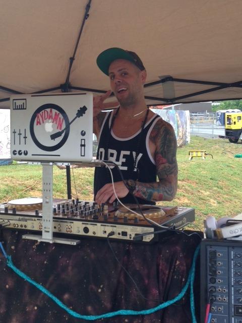 DJ AyDamn