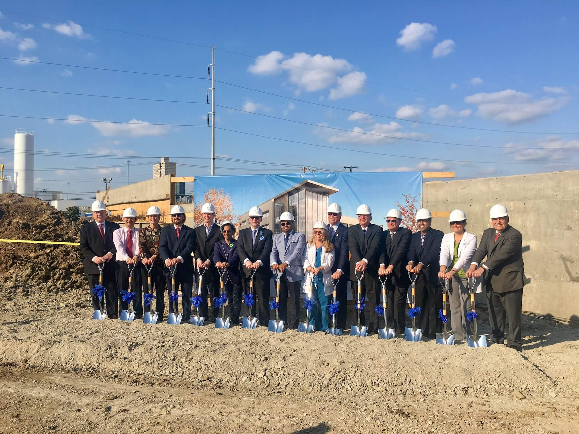 Medical Office Building in Fort Worth Breaks Ground - Cambridge